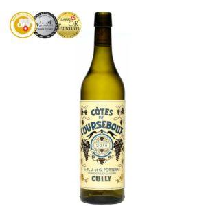 Côtes de Courseboux avec Médailles
